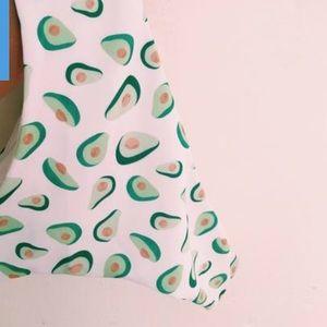 Other - Seamless avocado bikini bottoms